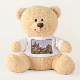 Sedona Landscape Teddy Bear