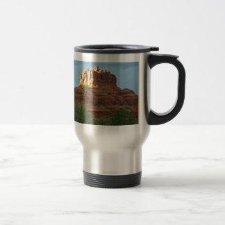 Sedona Mountains Bell Rock Travel Mug