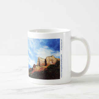 Sedona Mountains Mug