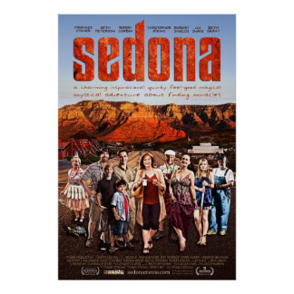 Sedona Movie Poster 24x36