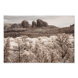 Sedona Photo Print