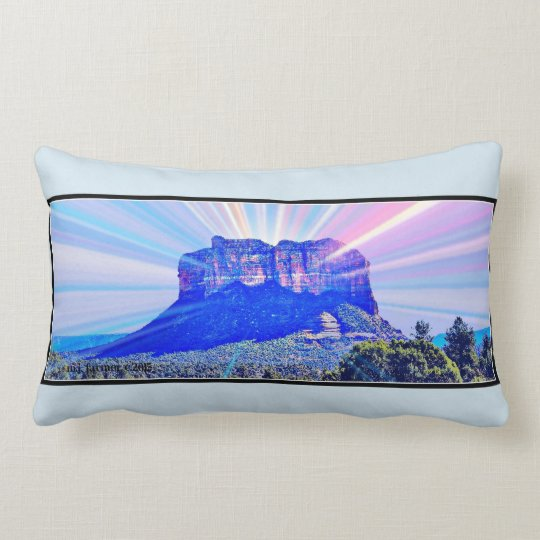 Sedona Pop Art Lumbar Pillow