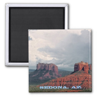 Sedona Red Rock Magnet