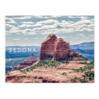 Sedona Red Rocks | Postcard