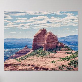 Sedona Red Rocks | Poster