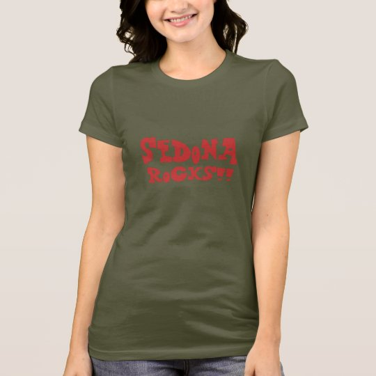 SEDONA ROCKS!! T-Shirt
