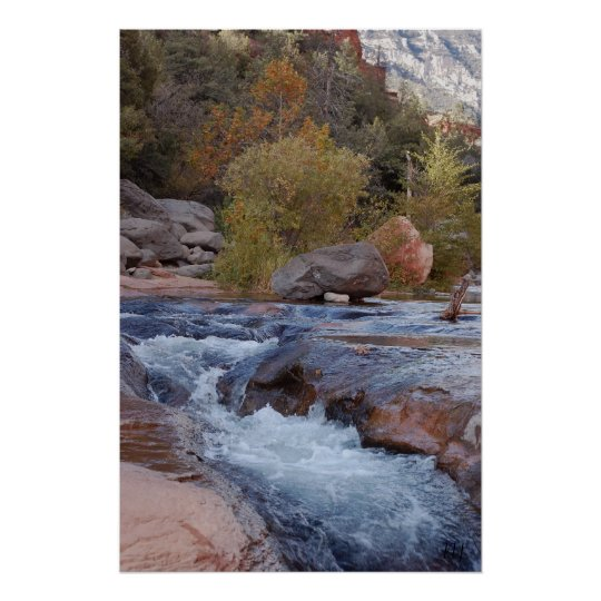 Sedona Slide Rock Print