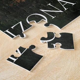 Sedona Sunset Jigsaw Puzzle