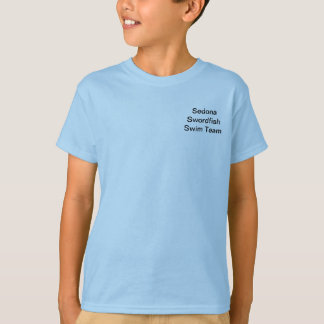 Sedona Swordfish Youth Team T-Shirt