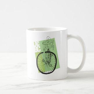 Seduction Via Road Bike Coffee Mug