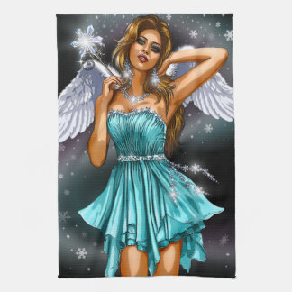 Seductive Fairy Kitchen Towel