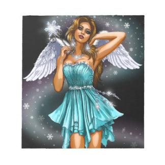 Seductive Fairy Notepad