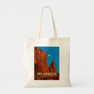 """""""See America"""" Coconino National Forest Tote Bag"""