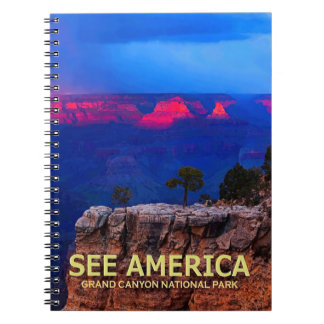 """See America"" Grand Canyon National Park Notebook"