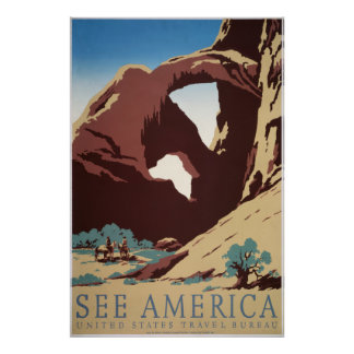 See America! Poster