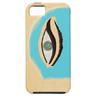 See blue case for the iPhone 5