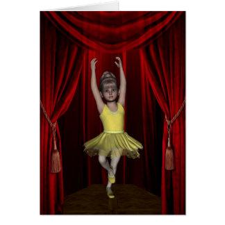 See Me Dance Card