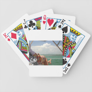 See Miami like a Native Bicycle Playing Cards