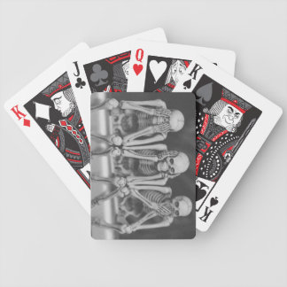 See no Evil Hear no Evil Speak no Evil Bicycle Playing Cards