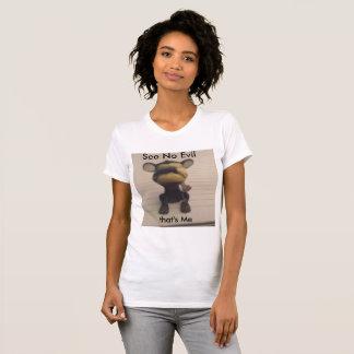 See No Evil Jersey Shirt