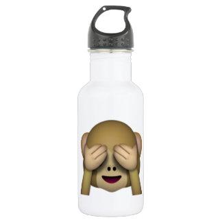 See No Evil Monkey - Emoji 532 Ml Water Bottle