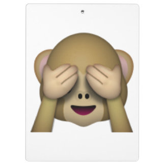 See No Evil Monkey - Emoji Clipboard