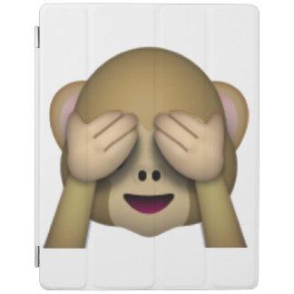 See No Evil Monkey - Emoji iPad Cover
