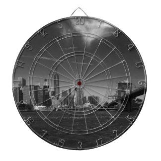 see on 2 products Panoramic Black White Brooklyn Dart Board