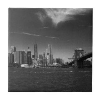 see on 2 products Panoramic Black White Brooklyn Tile