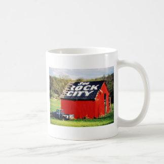 See Rock City Barn Coffee Mug