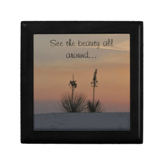 See the beauty all around...Gift Box Gift Box