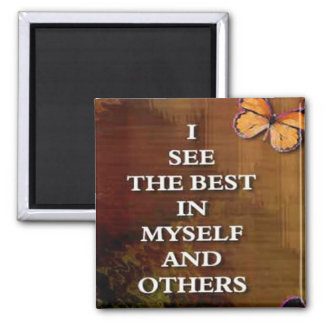 See The Best... words of affirmation magnets