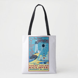 See The Great American Eclipse Tote Bag