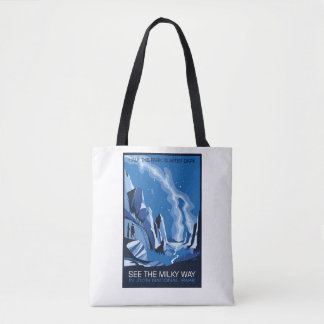See the Milky Way Galaxy in Zion National Park Bag