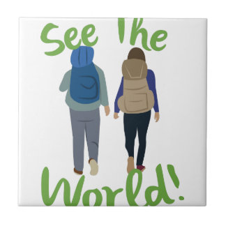 See The World Tile