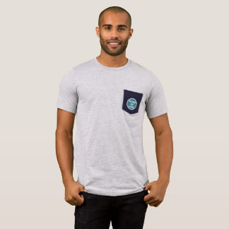 See Yourself When All Is New Mens BiColor T-Shirt
