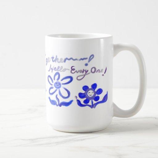 SEED CLASSIC WHITE COFFEE MUG