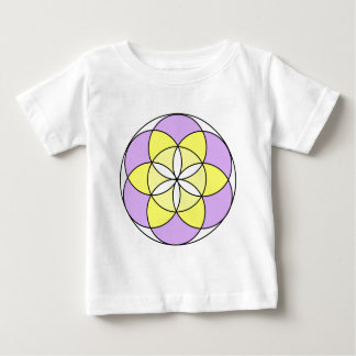 Seed of Life Angel 03 Baby T-Shirt