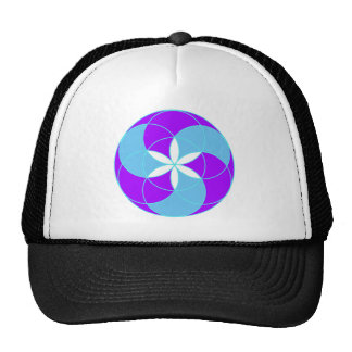 Seed of Life Angel 12 Trucker Hat