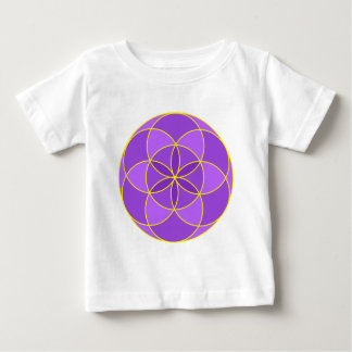 Seed of Life Angel 17 Baby T-Shirt