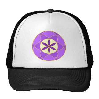 Seed of Life Angel 18 Trucker Hat