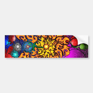 Seed of Life Bumper Sticker