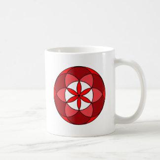 Seed of LifeRed3 Coffee Mug