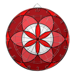 Seed of LifeRed3 Dart Boards
