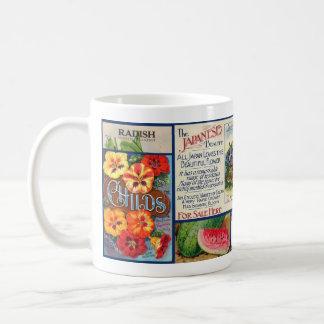 Seed Packet Mug