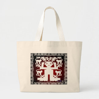 SEED SPIRITS. MONKY CUSTOMIZABLE PRODUCTS CANVAS BAG
