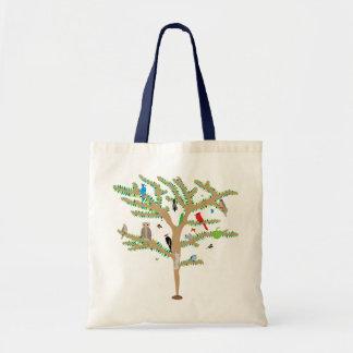 Seed to Tree Budget Tote Bag