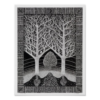 Seeding Trees Poster