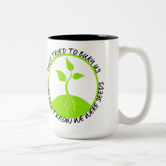 Seeds Large Mug