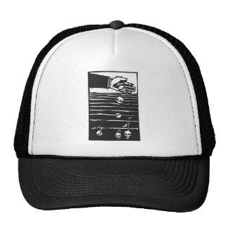Seeds of Death Trucker Hat